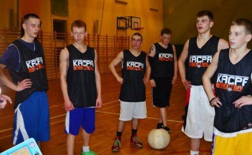 Młodzi koszykarze dostali cenne wskazówki na campie w Sędziszowie